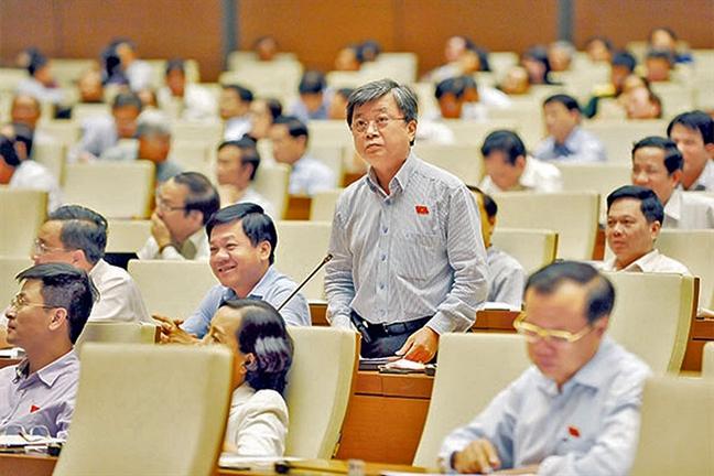DBQH Truong Trong Nghia: 'Nang luc, tinh cach, tam huyet va ban linh cua tung dai bieu lam nen 'tong' van hoa nghi truong cua ho...'