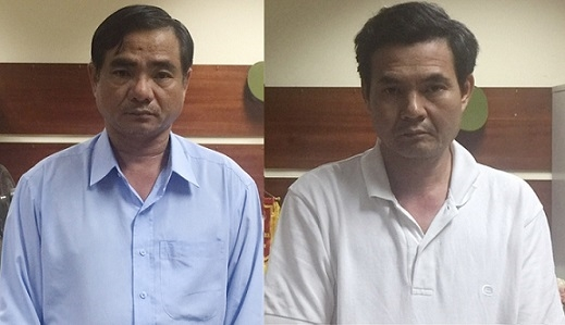 Bat nguyen Pho giam doc So Tai nguyen - Moi truong Ben Tre vi lien quan den vu nhap hon 5.000 container phe lieu