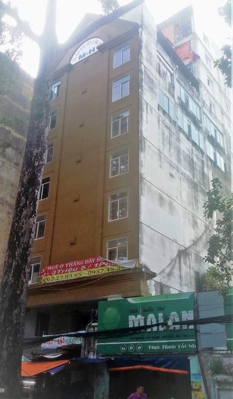 TP.HCM: Dự án cấp phép 7 tầng xây... 12 tầng, gần 10 năm chính quyền không xử lý nổi sai phạm