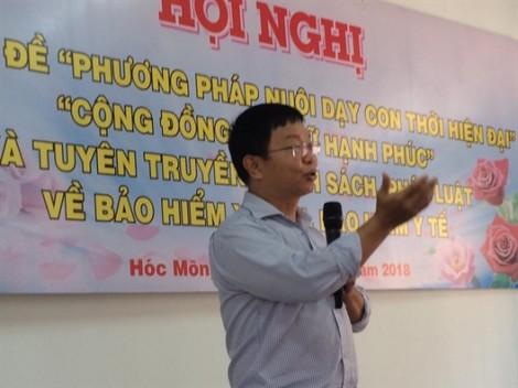 Huyện Hóc Môn: Trang bị kỹ năng nuôi dạy con thời hiện đại