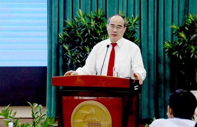 TP.HCM du toan 3.200 ty dong chi thu nhap tang them cho can bo
