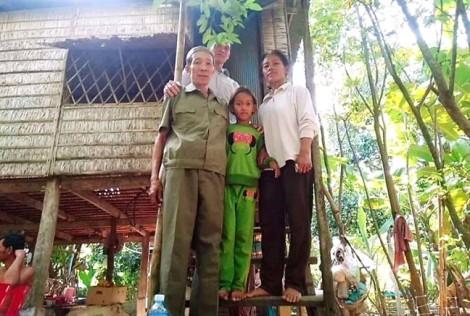 'Liệt sĩ' sống lưu lạc cùng vợ con trong rừng Campuchia suốt 39 năm