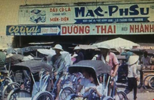 Cu la Mac Phsu thong tri dau cao