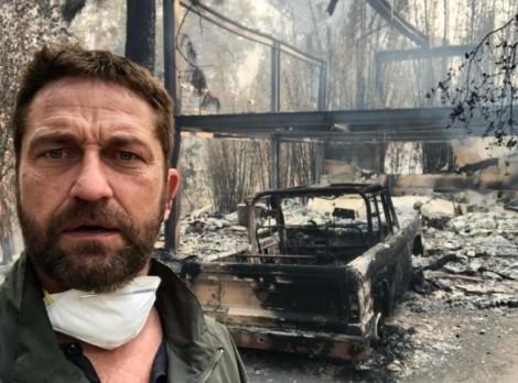 Sao Hollywood ngậm ngùi trước cơ ngơi chục triệu đô bị thiêu rụi