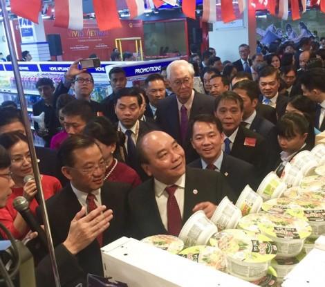 Đặc sản Việt Nam thu hút người tiêu dùng Singapore