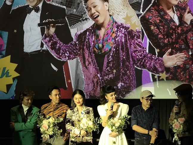 Dam Vinh Hung: 'Toi yeu rat nhieu nhung tan cung rat nhanh'