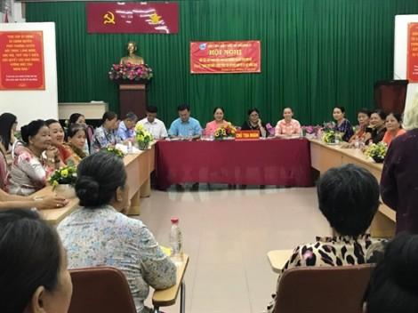 Hội viên, phụ nữ quận 8 kiến nghị chính quyền quan tâm hơn về vấn đề ô nhiễm môi trường