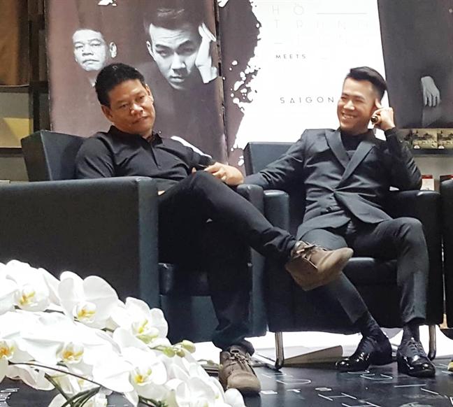 Nhac si Vo Thien Thanh: 'Ho Trung Dung da tien bo rat nhieu trong cach hat Jazz'