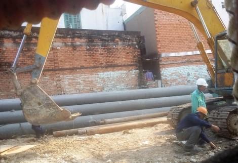 Dự án CT Home Bình Thạnh xây trái phép, đề nghị dừng thi công và tháo dỡ