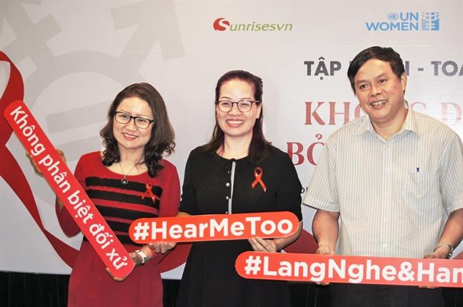 Thang hanh dong quoc gia phong, chong HIV/AIDS nam 2018: Hon 50.000 nguoi chua biet minh nhiem HIV
