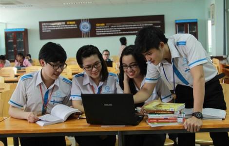 Sinh viên gặp khó vì chuẩn ngoại ngữ mới