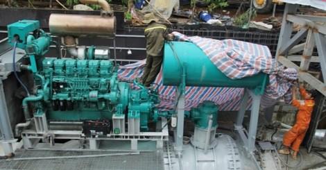 TP.HCM thuê 'siêu máy bơm' với giá gần 9,9 tỷ đồng/năm