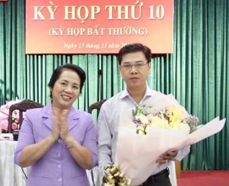 Ông Nguyễn Văn Dũng giữ chức Chủ tịch UBND Quận 1