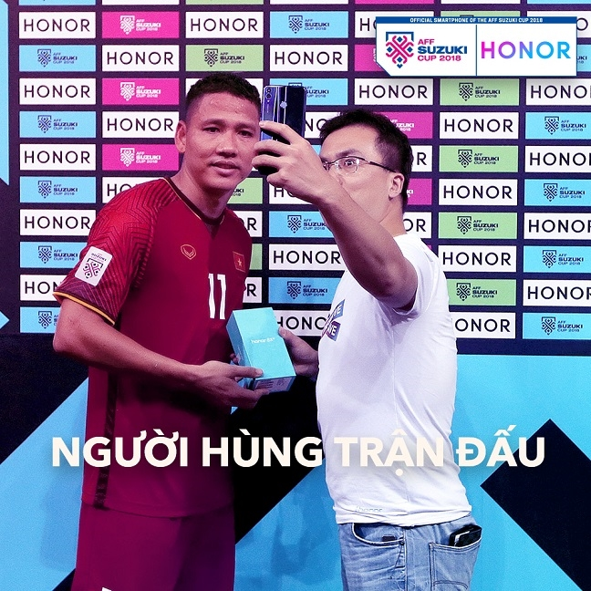 'Honor Man' Nguyen Anh Duc: 'Toi tin Viet Nam se la nha vo dich tai AFF Suzuki Cup 2018'