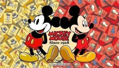 Chuột Mickey: niềm vui không tuổi qua gần 1 thế kỷ