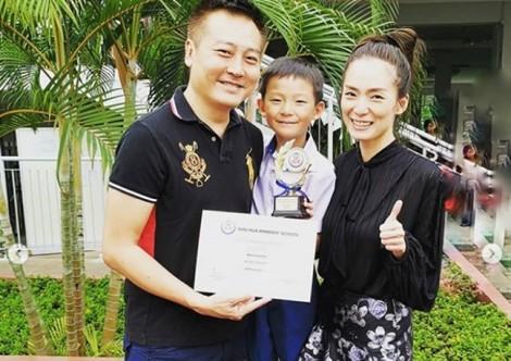 Mỹ nhân 'Tiếu ngạo giang hồ' Trịnh Tú Trân bất ngờ ly hôn