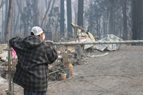 Cháy rừng tại California: Rất nhiều người chết cháy trên đường tháo chạy