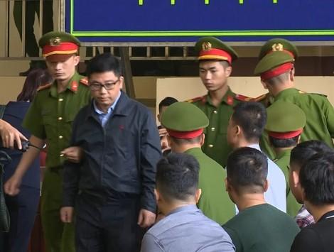 Nguyễn Văn Dương thừa nhận chuyển số tiền 'khủng' cho hai cựu tướng công an