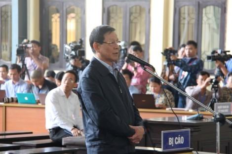Cựu trung tướng Phan Văn Vĩnh nhận tội, cảm thấy 'thấm thía, ân hận'