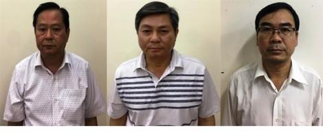Bắt tạm giam nguyên Phó Chủ tịch UBND TP.HCM Nguyễn Hữu Tín và các đồng phạm