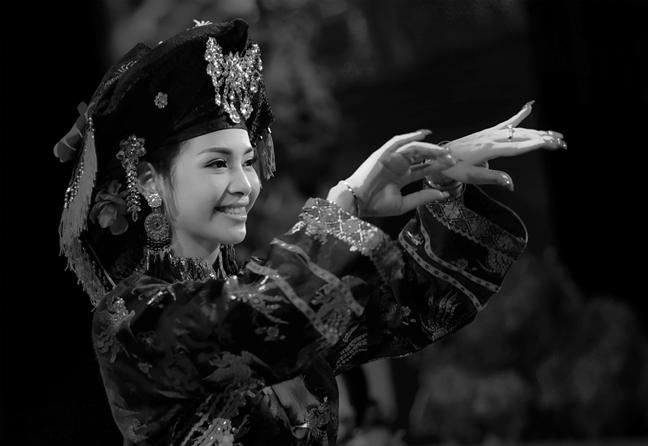 Anh ve lang nghe banh hoi dat giai 'Anh Di san Viet Nam 2018'