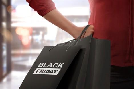 Dính bẫy mua hàng trực tuyến Black Friday
