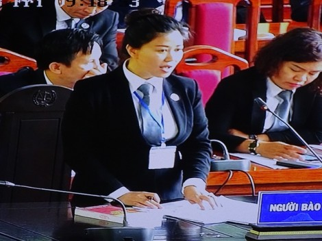 Cựu trung tướng Phan Văn Vĩnh: Bị cáo gây lỗi đến đâu, chịu trách nhiệm đến đó