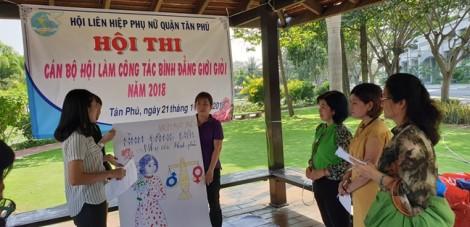 Quận Tân Phú: Hội thi kiến thức về công tác bình đẳng giới