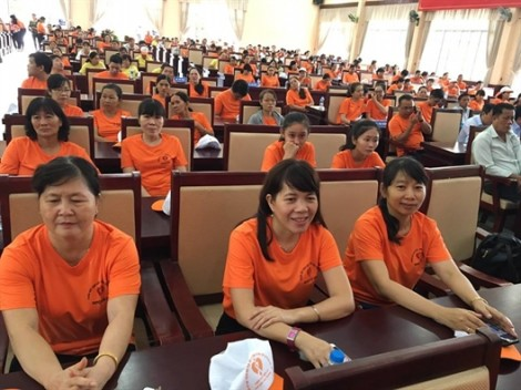 Huyện Củ Chi: Phát động Tháng hành động vì bình đẳng giới và phòng, chống bạo lực trên cơ sở giới