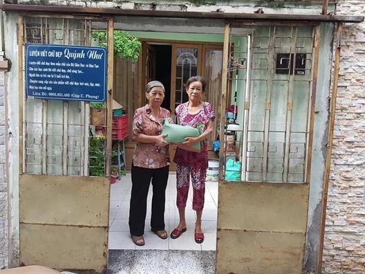 Quan Phu Nhuan: Thang gao nghia tinh