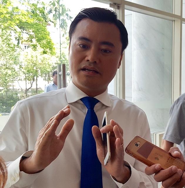 Giam doc So GT-VT Bui Xuan Cuong: Tai xe 'nhi' lai xe buyt la khong the chap nhan duoc