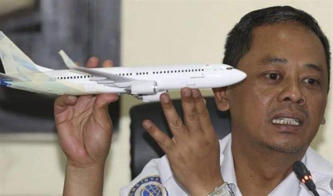 Vu roi may bay Indonesia: Lam ro chuyen may bay 'khong bay duoc' truoc khi cat canh