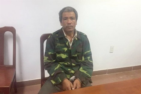 Cựu quân nhân bị bắt sau gần 30 năm trốn truy nã đi lấy vợ