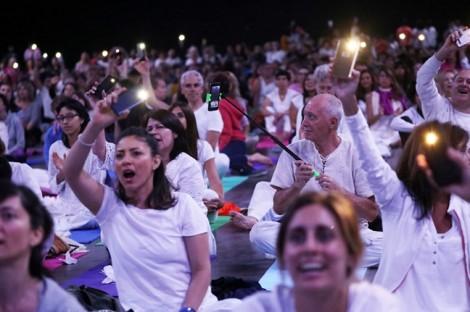 Thủ tướng Ấn Độ mang 'ngoại giao yoga' đến G20
