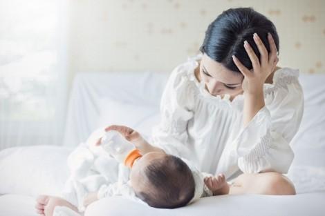 Hóa giải nỗi lo khi phải nuôi con bằng sữa công thức để con tiếp tục đà phát triển toàn diện