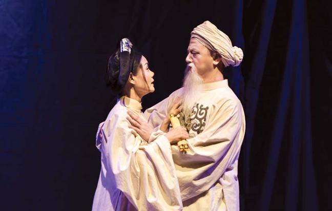 NSUT Hoang Yen: Toi tuoi nay chang con gi de so
