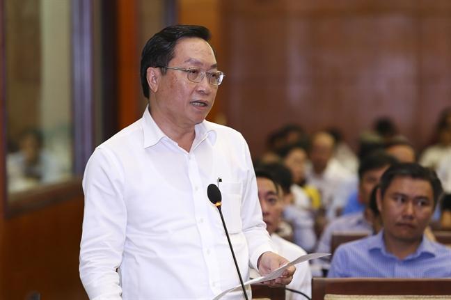 Giam doc So Y te TP.HCM: Phong kham Trung Quoc ngay cang tinh vi