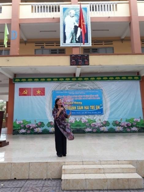 Huyện Bình Chánh: Hơn 1.000 học sinh được trang bị kiến thức phòng tránh xâm hại