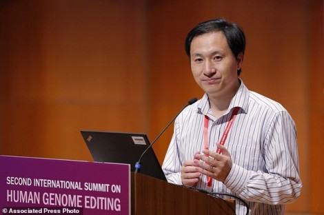 Những chi tiết đáng sợ trong vụ bê bối chỉnh sửa gen Trung Quốc