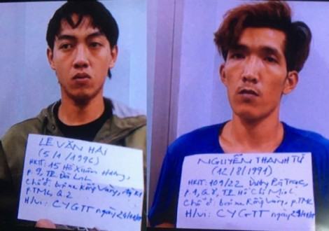 Tạm giam 9 đối tượng trong vụ 2 người bị đâm chết tại quán cháo vịt