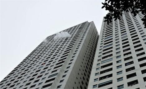 Cháy chung cư ở Hà Nội nghi do có người tự tử