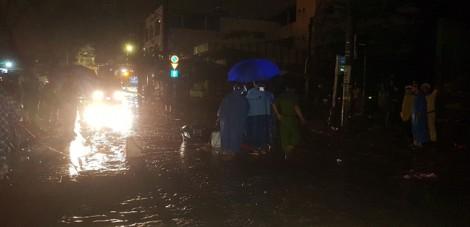 Điện lực Đà Nẵng nói gì về vụ hai vợ chồng bị điện giật trong mưa lũ?