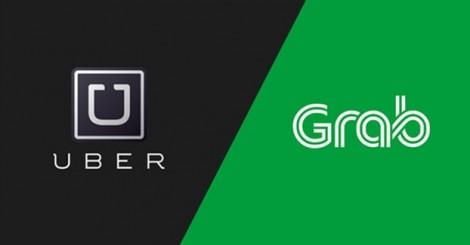 Bộ Công thương xác định Grab mua Uber có dấu hiệu phạm luật cạnh tranh