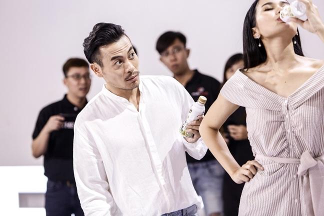 Truong Thanh Long gap rac roi vi ve nam tinh trong tap 11 The Face Viet Nam 2018