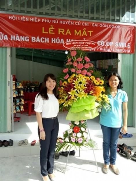 Huyện Củ Chi: Ra mắt cửa hàng liên kết – bình ổn thị trường
