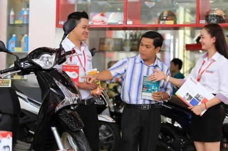 Bạt ngàn ưu đãi cho người mua xe máy dịp tết Nguyên đán