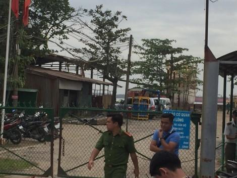 Nổ lớn trong xưởng đóng tàu ở TP.HCM, 2 nạn nhân tử vong