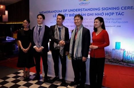 Fayfay.com công bố hợp tác chiến lược với Sở Du lịch TP.HCM
