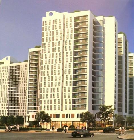 Dự án sử dụng mẫu thiết kế chung cư điển hình sẽ được miễn bản vẽ thiết kế cơ sở