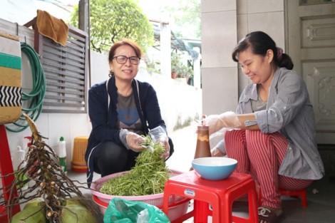 Nữ bếp trưởng sống vì mọi người
